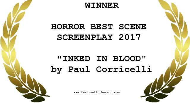 winner-Inked in Blood